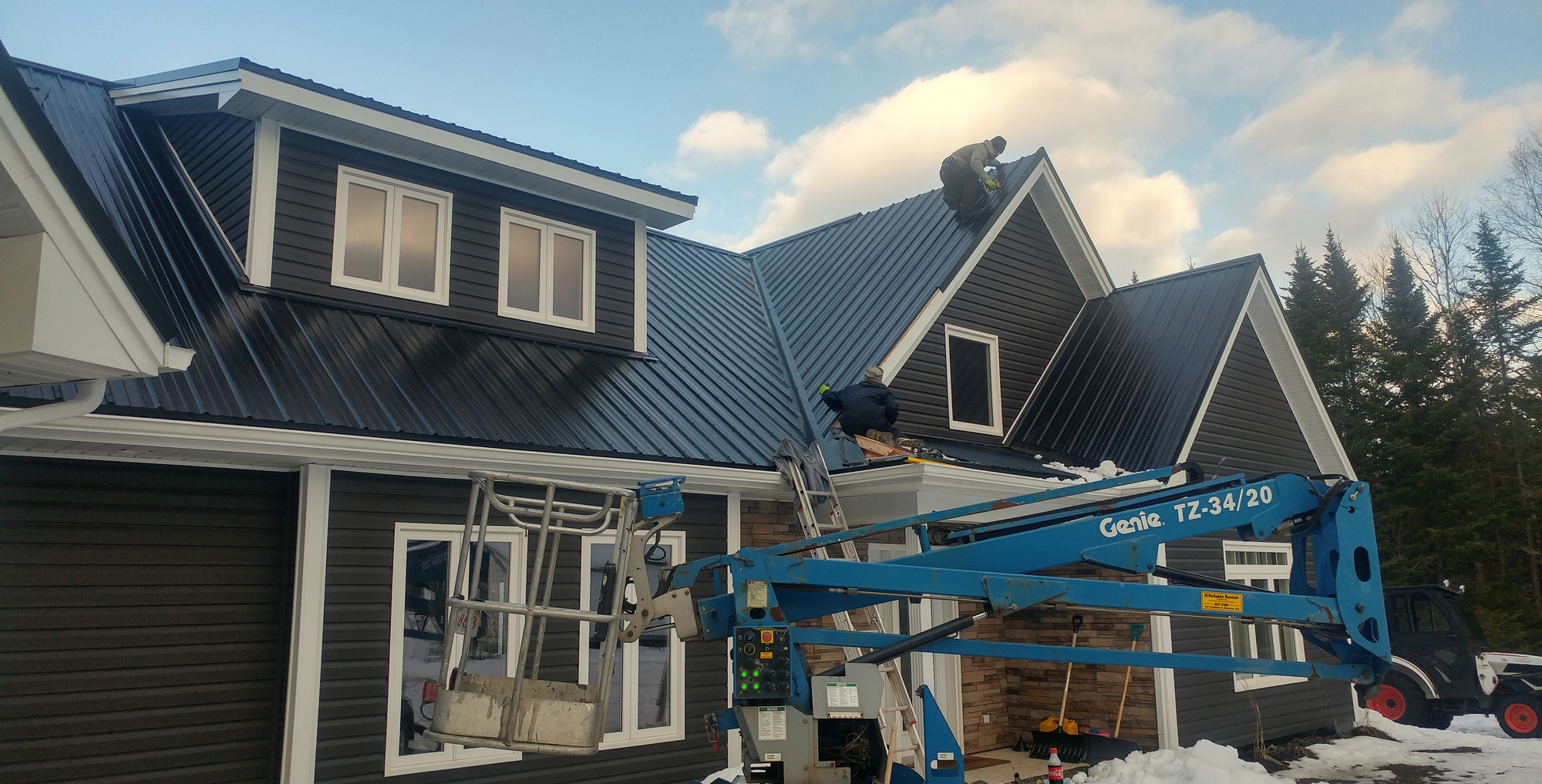 Ejl Metal Roofing Canada S Premium Metal Roofing Amp Metal